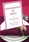 Lendal H. Kotschevar  Diane Withrow - Management by Menu (2007  Wiley)