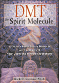 Rick Strassman MD - DMT- The Spirit Molecule- A Doctors Revolutionary Research into the Biology of Near-Death and Mystical Experiences (2001  Park Street Press)