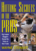 Wayne Stewart - Hitting Secrets of the Pros - Big League Sluggers Reveal The Tricks of Their Trade (2004  McGraw-Hill)