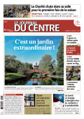 Le Journal du Centre 2017-04-16