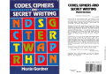 [Test Your Code Breaking Skills] Martin Gardner - Codes  Ciphers and Secret Writing  (1984  Dover Publications).pdf