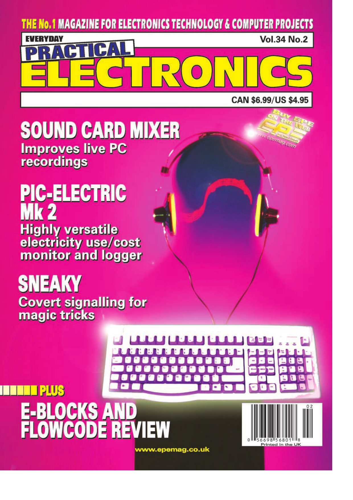 88a17cc70 Everyday Practical Electronics (February) Volume 34 Number 2(2005).pdf