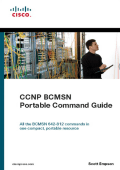 Scott Empson - CCNP BCMSN Portable Command Guide (2007).pdf