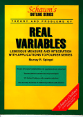 Spiegel M.R. - Schaums outline of theory and problems of real variables (1969).pdf
