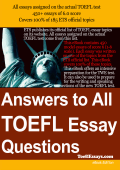 ToeflEssays.com - Answers to all TOEFL Essay Questions (2006).pdf