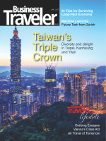 Business Traveler USA May 2017
