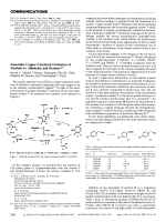 Anaerobic Copper-Catalyzed Oxidation of Alcohols to Aldehydes and Ketones.