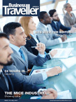 Business Traveller Africa May 2017