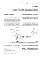 Application of Ligand Field Spectroscopy to Problems of Chemical Bonding in Solids.