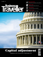 Business Traveller UK May 2017