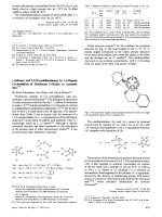 a-Sultenes and 1 3-Oxazolidinethiones by 1 3-Dipolar Cycloaddition of Thioketene S-Oxides to Azomethines.