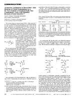 Asymmetric 1 6-Induction in Hetero-DielsЦAlder Reactions of Chiral Oxabutadienes for a De Novo Synthesis of Enantiomerically Pure Carbohydrates  Lewis Acid Dependent Reversal of Facial Selectivity.