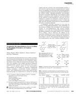 Asymmetric Desymmetrization of meso-1 2-Diols by Phosphinite Derivatives of Cinchona Alkaloids.