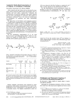 Asymmetric Double-Bond Isomerization of 4 7-Dihydro- to 4 5-Dihydro-1 3-dioxepins.