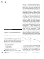 Asymmetric Hydrogenation of Quinolines and Isoquinolines Activated by Chloroformates.