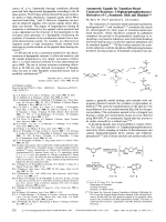 Asymmetric Ligands for Transition-Metal-Catalyzed Reactions  2-Diphenylphosphinobenzoyl Derivatives of C2-Symmetric Diols and Diamines.