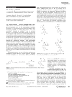 Asymmetric Organocatalytic Henry Reaction.