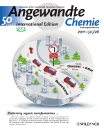 Back Cover  Continuous InSitu Generation  Separation  and Reaction of Diazomethane in a Dual-Channel Microreactor (Angew. Chem. Int. Ed