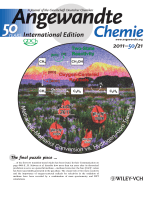 Back Cover  Diatomic [CuO]+ and Its Role in the Spin-Selective Hydrogen- and Oxygen-Atom Transfers in the Thermal Activation of Methane (Angew. Chem. Int. Ed. 212011)
