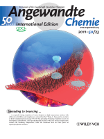 Back Cover  High-Temperature Wetting Transition on Micro- and Nanostructured Surfaces (Angew. Chem. Int. Ed. 232011)