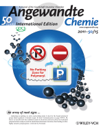 Back Cover  Salalen Titanium Complexes in the Highly Isospecific Polymerization of 1-Hexene and Propylene (Angew. Chem. Int. Ed. 152011)