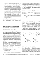 Base-Free Cationic 14-Electron Titanium and Zirconium Alkyls  In situ Generation  Solution Structures  and Olefin Polymerization Activity.