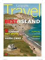 Canadian Geographic Summer 2017