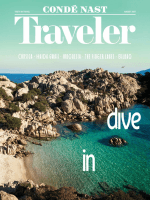 Conde Nast Traveler USA August 2017
