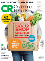 Consumer Reports July 2017