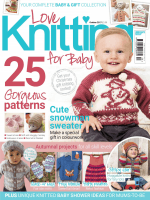 Love Knitting for Baby №53 октябрь 2017