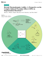 Beyond Thermodynamic Acidity  A Perspective on the Complex-Induced Proximity Effect (CIPE) in Deprotonation Reactions.