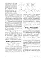 Bildung von 2.5-Dimethyl-p-benzochinon aus 2.3-Dimethyl-p-benzochinon ber dimere Photoprodukte