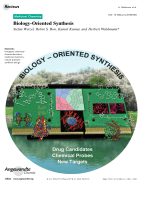 Biology-Oriented Synthesis.