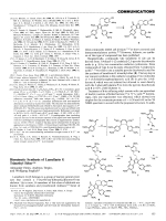 Biomimetic Synthesis of Lamellarin G. Trimethyl Ether