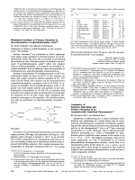 Biomimetic Synthesis of Primary Enamides by Decarboxylation of  -Dehydroamino Acids.