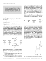Bis(6-phosphabenzene)vanadium  Synthesis  Structure  Redox Properties  and Conformational Flexibility.