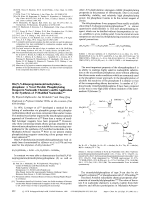 Bis(N N-diisopropylamino)trimethylsiloxy-phosphane  A Novel Flexible Phosphitylating Reagent in Nucleoside Chemistry and Its Application in the Synthesis of P-Modified Nucleotides.