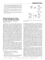 Bis(pentafluorophenyl)borane  Synthesis  Properties  and Hydroboration Chemistry of a Highly Electrophilic Borane Reagent.