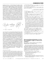 Bis(tetramethylbutynediol)nickel(0)  the First Pure Monoalkyne Complex of Nickel and Its Chemistry.