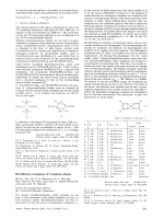 Bis-Dithione Complexes of Transition Metals.