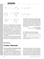 Book Review  Carbon Materials  CarbonЧElectrochemical and Physicochemical Properties. By K. Kinoshita