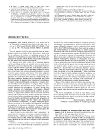 Book Review  Chemical Dynamics via Molecular Beam and Laser Techniques. By R. B. Bernstein