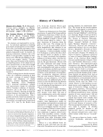 Book Review  The Fontana History of Chemistry. By W. H. Brock