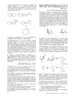Bridged Methylenecyclopropanes as Test Cases for Bredt's Rule  2 5 5 7 7-Pentamethylbicyclo[4.1