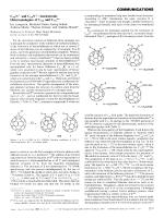 C59N+ and C69N+  Isoelectronic Heteroanalogues of C60 and C70.