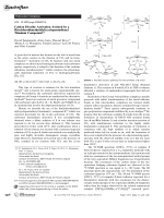 Carbon Dioxide Activation Assisted by a Bis(chlorodimethylsilyl)cyclopentadienyl Titanium Compound.