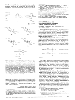 Carbonyl Olefinations with Methylenemolybdenum Reagents in Aqueous or Ethanolic Media.