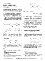 Carbonylcyclopropanes(Cyclopropylidenemethanones)  Preparation and Steric Course of Cyclodimerization to Dispiro[2.1.2