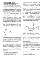 Caro's Acid  Molecular Structure and Association in the Solid State at 130░C.