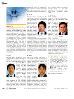Catalysis  Prizes for Z. Hou  G.pC. Fu  J. Terao  and M.C.W